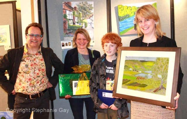 Cookham on Canvas Winners